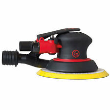 "Chicago Pneumatic 6"" Central Vacuum Random Orbital Air Sander"