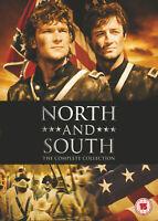 Norte y Sur - la Colección Completa DVD Nuevo DVD (1000149949)