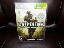 Call of Duty 4: Modern Warfare -- Platinum Hits (Microsoft Xbox 360, 2010)
