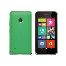 Cover per Nokia Lumia 530, Lumia 530 Dual SIM, in silicone TPU trasparente