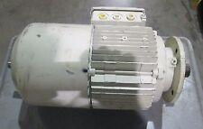 SEW EURODRIVE R67DT90L4 1.5 KW (2 HP) GEAR MOTOR