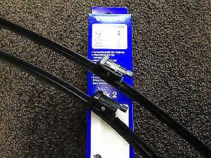 Wiper Blade Set Front Genuine Volvo S80 V70 XC60 S60 V60 XC70 31457761 32237898