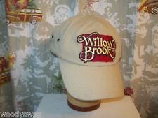 Willow Brook Cap Hat Trucker One size Cotton Free USA ship