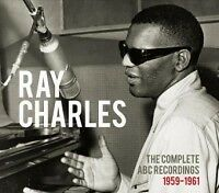 RAY CHARLES COMPLETE ABC RECORDINGS 1959-1961 DIGIPAK 3 CD NEW
