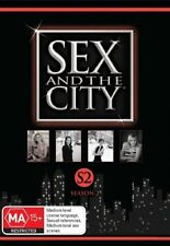 Sex And The City Season 2 DVD 2008 3-Disc Set