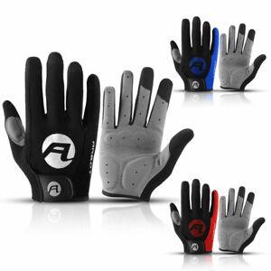 Fahrradhandschuhe Sport Handschuhe Touchscreen Vollfinger Mountainbike Radsport