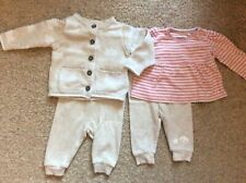 Lupilu Collection 2 styles Premium Quality Organic Cotton Baby Joggers x2