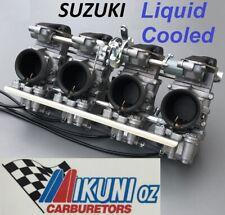 Suzuki GSXR & other Liquid (water) Cooled,Mikuni RS 36 Smoothbore Carburetor Kit