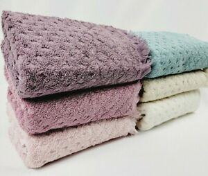Bath Towels Large COTTON Soft Absorbent Spa Shower Beach Travel Body Wrap
