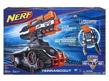 NERF N-Strike Elite Terrascout Remote Control Drone Blaster R/C Dart