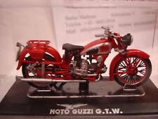 Moto Guzzi   G. T. W .  1:24  Hachette
