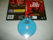 DVD *EVIL DEAD* 2013 Re Make - Tri Star Ghost House Pictures Issue - Cult Horror