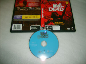 EVIL DEAD - 2013 Re Make - Tri Star Ghost House Pictures DVD Issue - Cult Horror