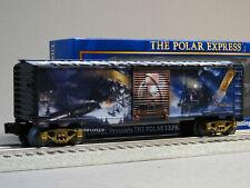 Lionel Polar Express Bell Boxcar o gauge from 83645 movie scenes 6-83647 Nib Nr