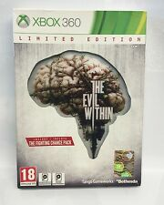 THE EVIL WITHIN - LIMITED EDITION - XBOX 360