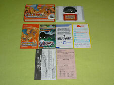 Pokemon Feuerrote Edition Fire Red JAP OVP CIB Wireless GBA GameBoy Advance Mint