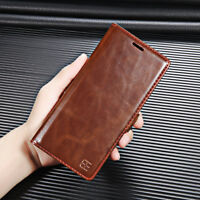 For Samsung Galaxy Note 8/9 S8/9Plus Luxury Wallet Card Leather Phone Case Cover