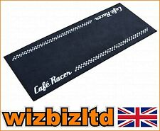Bike-It Café Racer Motorcycle Garage Rug/Floor Mat 190cm x 80cm GRGMAT53