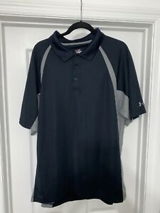under armour mens heat gear xl polo golf shirt. Golf Club Of Dallas
