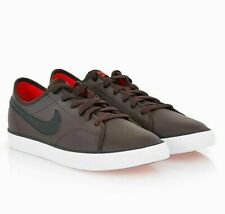 Nike Primo Court Leather Shoes Sneakers Brown Size UK 7 EU 41
