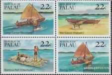Palau-Islands 70-73 block of four (complete issue) unmounted mint / never hinged
