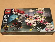 *NEW* The LEGO Movie - Ice Cream Machine 70804 Mike Jo Carrie Micro Manager