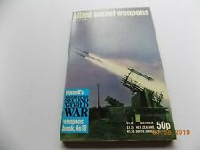 Purnell's History of the Second World War Weapons Book 18 ALLIED SECRET WEAPONS