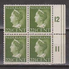 NVPH Netherlands Nederland 340 PF MNH sheet Koningin Wilhelmina 1940 Pays Bas