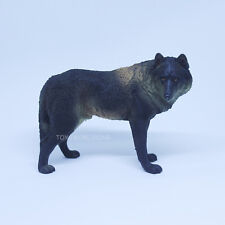 """1/6 Scale Wolf Model Toy Figurine For 12""""in Action Figures Toy Soldier Animals"""
