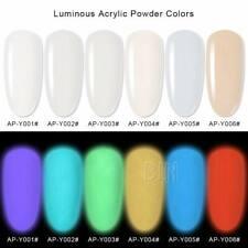 glow in the dark acrylic powder 30ml (UK Seller)