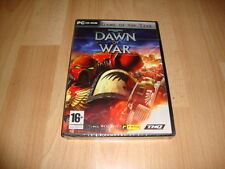 WARHAMMER 40000 DAWN OF WAR GAME OF THE YEAR PARA PC NUEVO PRECINTADO
