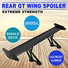 Universal Hatch Adjustable Aluminum GT Rear Trunk Wing Racing Spoiler VEVOR