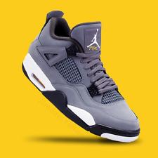 Nike Air Jordan 4 Retro , Cool Grey - UK9 / US10 / EU44, 308497-007 (Deadstock)