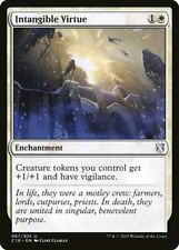 MTG Magic Card Intangible Virtue Commander Uncommon C19 #67 Mint 💎✔🔎