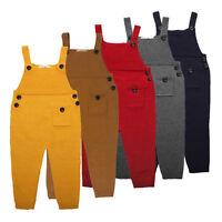 Unisex Working Uniform Mens Bib pants Workshop Mechanic Suspender Trousers