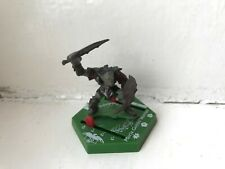 LORD OF THE RINGS COMBAT HEX MINIATURES - MORIA GOLBIN WARRIOR GAME PIECE FIGURE