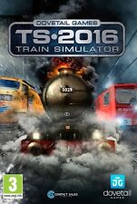 Train Simulator 2016 PC + Upgrade to Train Sim 2017 [Steam Required] No Disc