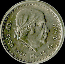 Mexican Coins, Historical Collection from all Epochs
