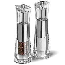Salt and Pepper mill set Salt Pepper grinder Cole & Mason Bobbi gift set