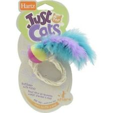 Hartz Just For Cats Twist 'n Flutter Cat Toy