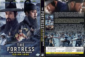 The Fortress (2017 Film) ~ All Region ~ Brand New & Factory Seal ~ Korean