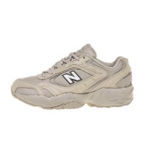 New Balance WX452SR Beige US 5~12 Authentic Women's Shoes - Expeditedship