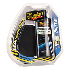 MEGUIARS DA Waxing Power Pack G3503 [Combined Postage]