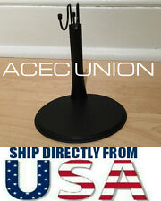 1/6 Action Figure Stand For Muscular Hot Toy Figures U Hook - U.S.A. SELLER