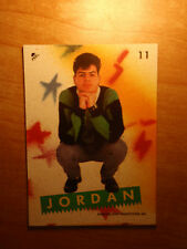 Jordan Knight New Kids on the Block Topps 1 sticker #11 yellow or red border