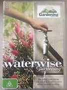 Gardening Australia: Waterwise Gardening (DVD) Like new, Region-4, Free shipping