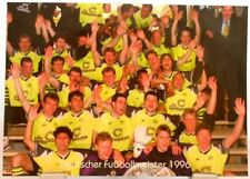 Borussia Dortmund + Deutscher Fußball Meister 1996 + Fan Big Card Edition F21 +