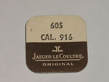 Jaeger Lecoultre 916 part 605 jewel for third wheel and fourth wheel (upper)