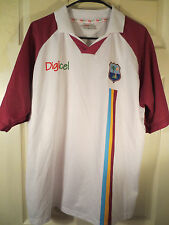West Indies Cricket Board Digicel Polo Shirt Jersey Size Large