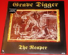 Grave Digger The Reaper - Limited Edition 2 LP 180G Colored Vinyl Record Set NEW